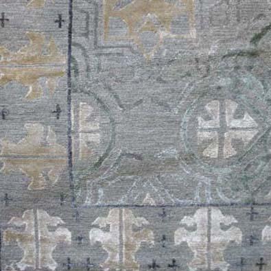 Capistrano Luxyury Hand-Knotted Rug | Pattersom Flynn Martin Custom Rugs