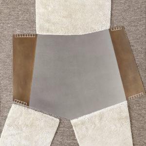 breastplate_wool-metal_hand-woven_patterson-flynn-martin_pfm
